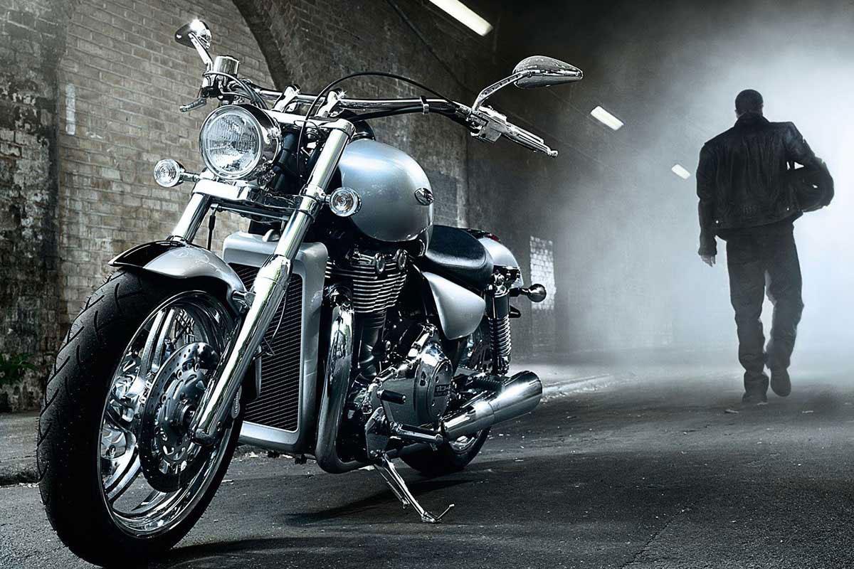 Harley Davidson Verona moto.
