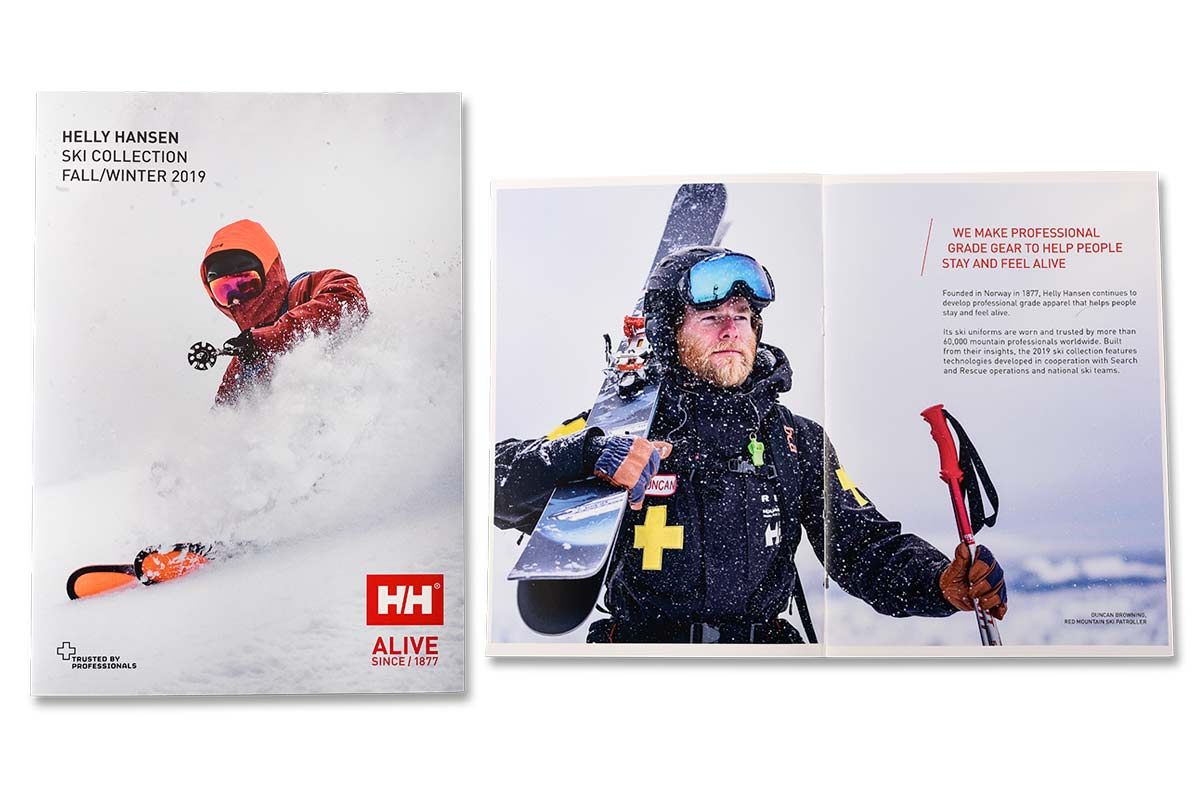 Helly Hansen - Ski Collection - Fall/Winter 2019