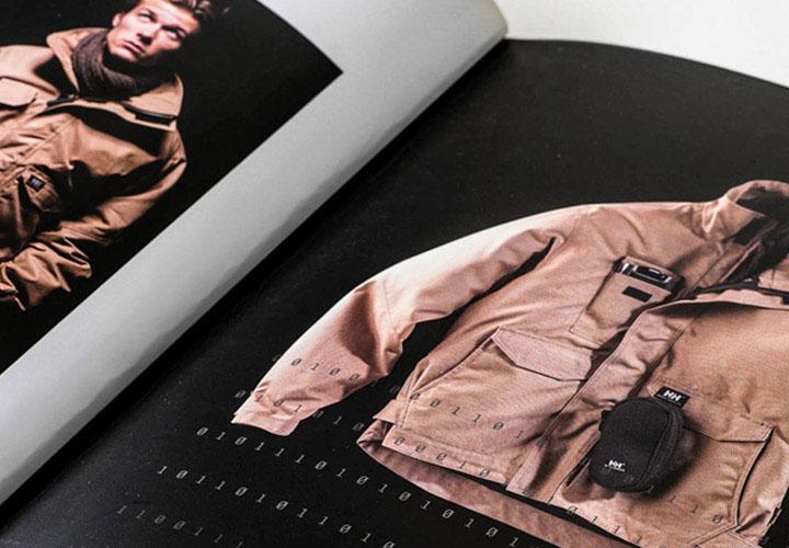 Helly hansen giacca brochure
