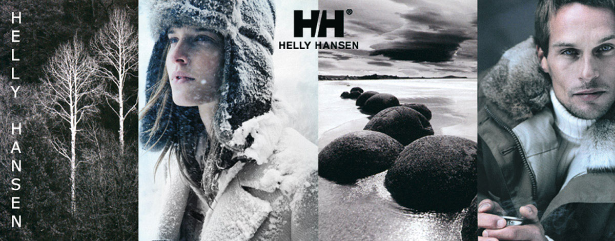 Helly hansen stand mood board