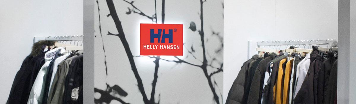 Helly Hansen stand