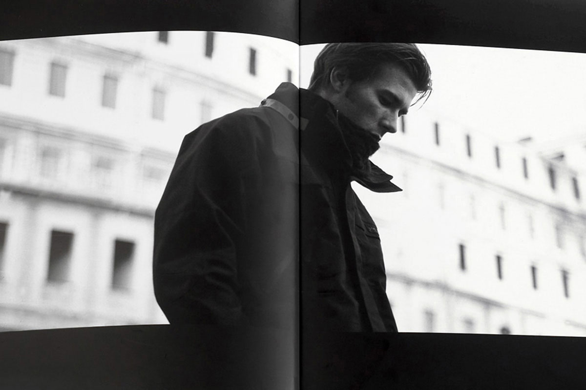 Helly Hansen Workwear brochure uomo strada
