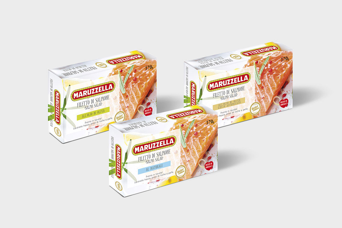 Packaging Maruzzella
