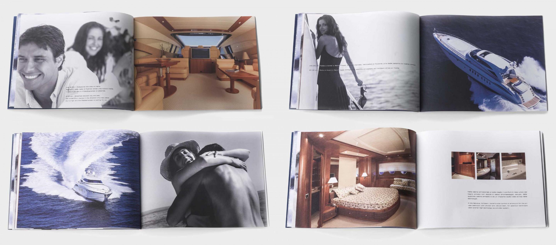 ALALUNGA Vespertini brochure yacht
