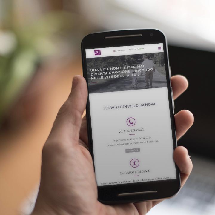 Asef sito web responsive mobile