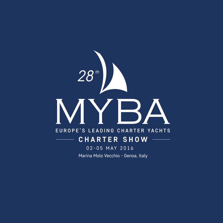 MYBA logo white