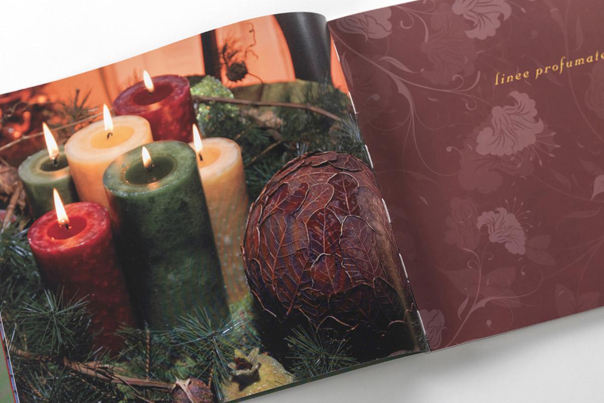 Planter's brochure design