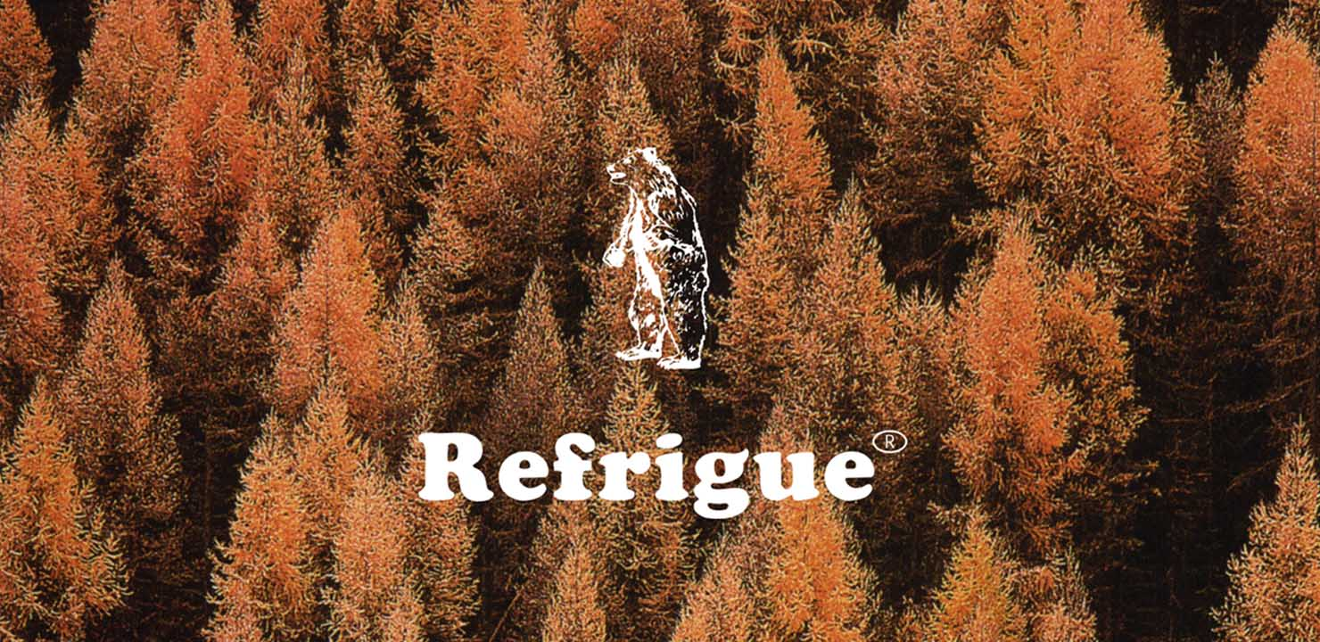 REFRIGUE fashion