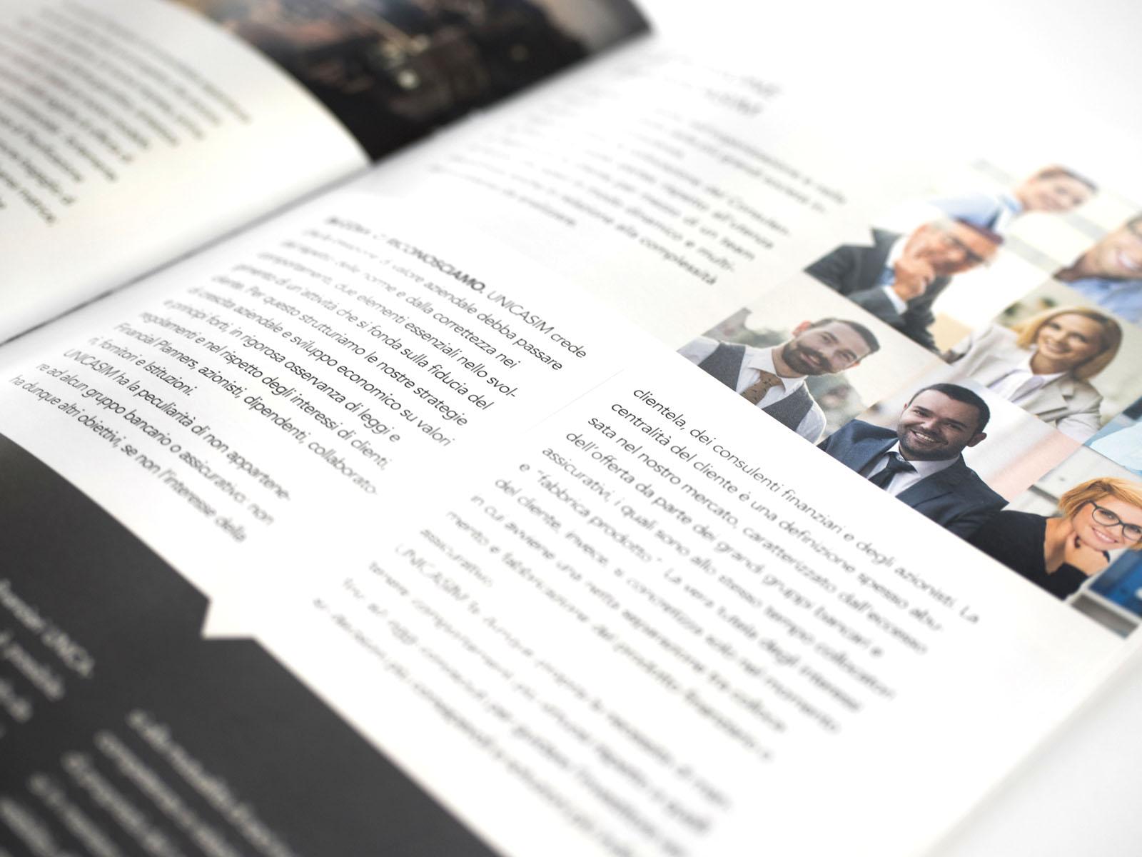 Unicasim brochure