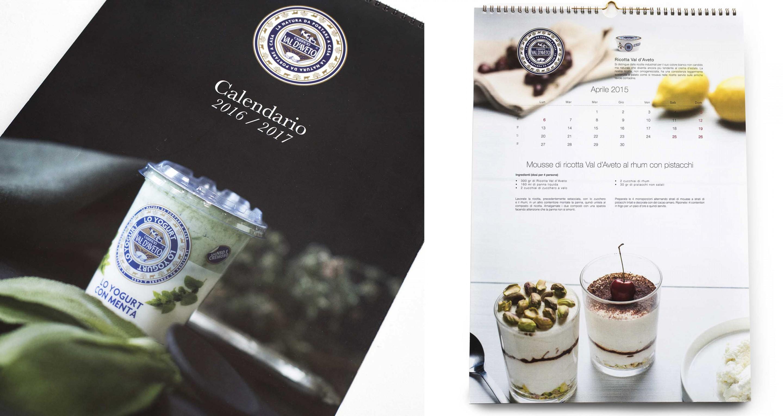 Calendario Caseificio Val d'Aveto
