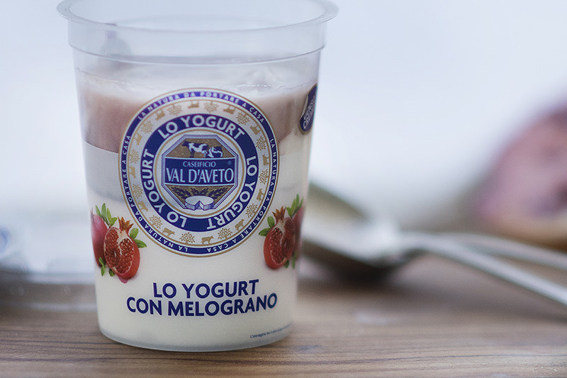 yogurt caseificio val d'aveto