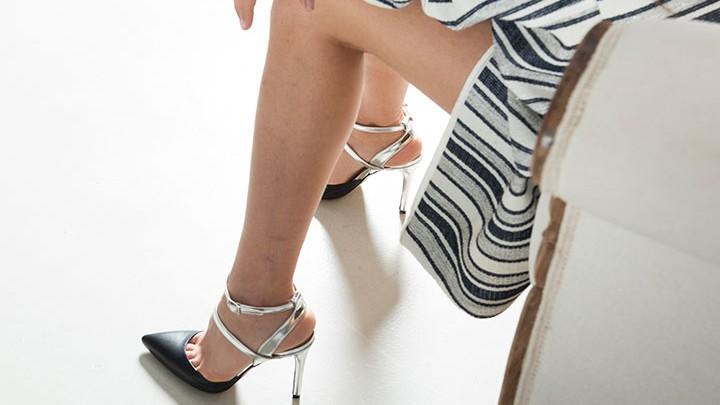 Bai Bruno scarpe servizio fotografico