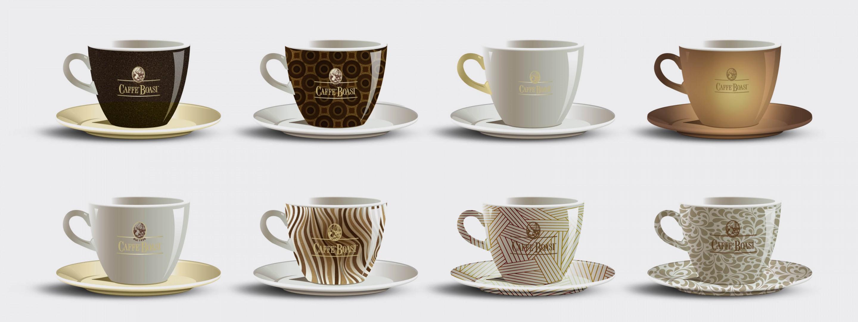 Tag caffè tazzine gadget per baristi