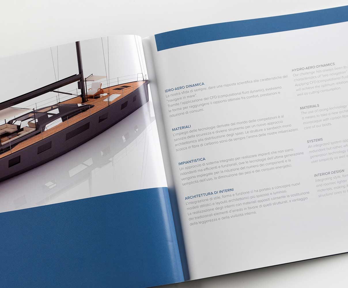 Vismara yacht brochure