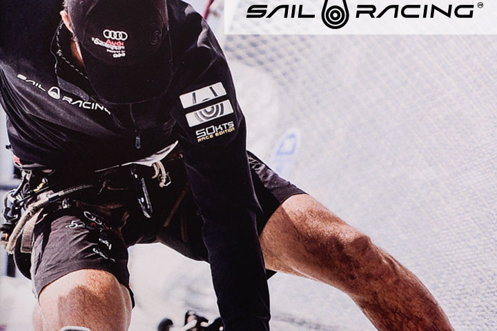 Sail Racing International copertina