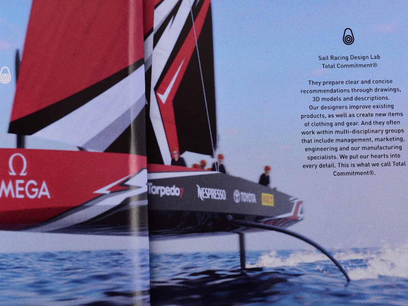 Sail Racing International Brochure